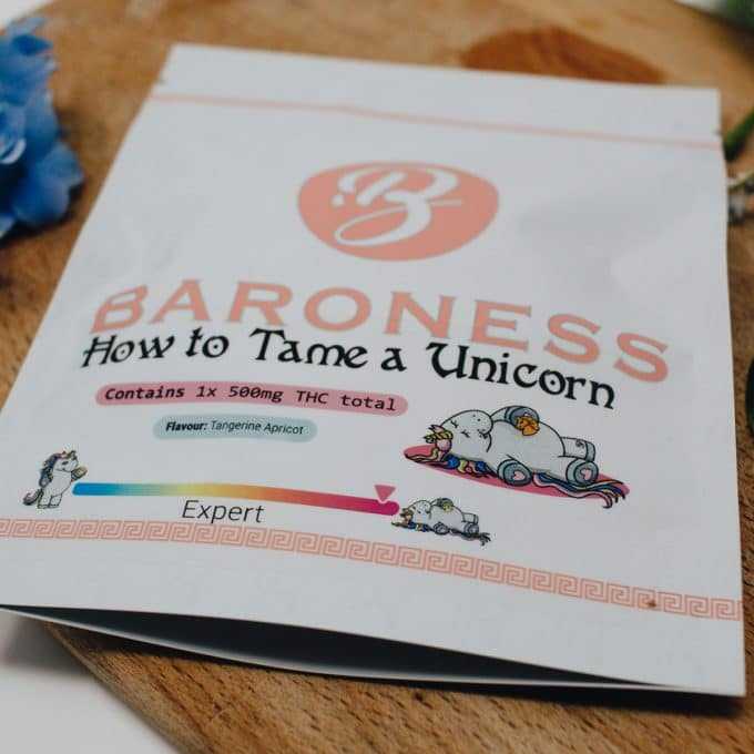 How to Tame a Unicorn by Baron Concentrates