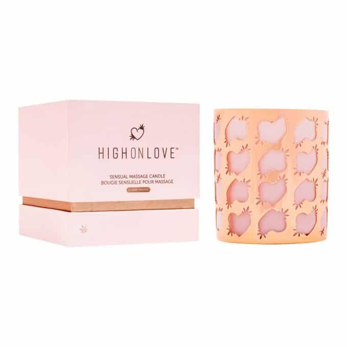 Sensual Massage Candle by HighOnLove